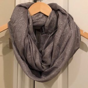 Express infinity loop scarf